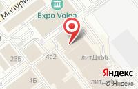 Схема проезда до компании Информационно-Консалтинговая Компания  в Самаре