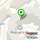 Местоположение компании Cloudbar