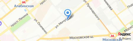 Добрый Дом на карте Самары