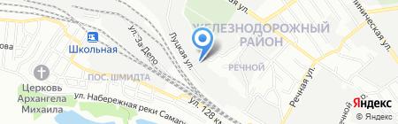 Самара Связь Сервис на карте Самары