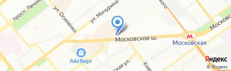 Банкомат Татфондбанк на карте Самары