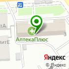 Местоположение компании Геометрия