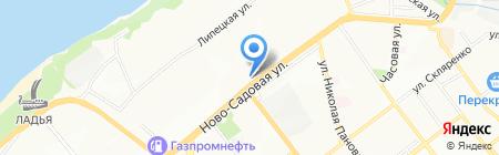 Tea Element на карте Самары