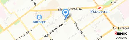 МАРТ-Оценка на карте Самары