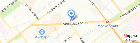 ТурСалонЪ на карте Самары