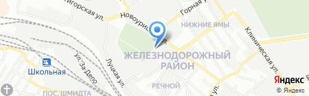Ремонтно-транспортный центр на карте Самары