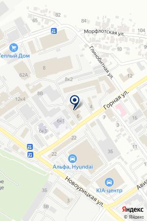 Самарский Металлопрофильный Завод на карте Самары