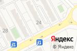 Схема проезда до компании Южный город в Придорожном