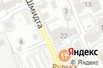Схема проезда до компании OXY. travel в Самаре