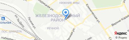 Промкомбинат на карте Самары