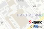 Схема проезда до компании СКС-Монтаж в Самаре