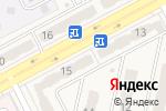 Схема проезда до компании Pizza shop в Придорожном