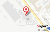 Схема проезда до компании Редут в Самаре