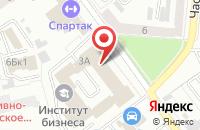 Схема проезда до компании Самарская Межрегиональная Управляющая Компания в Самаре