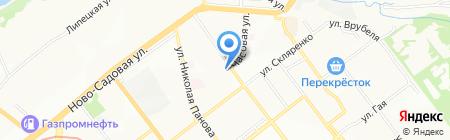 Росмарк-Сталь на карте Самары
