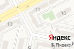 Схема проезда до компании Модный город в Придорожном