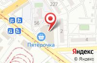Схема проезда до компании Финансовая Компания «Волга-Инвест» в Самаре