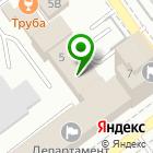 Местоположение компании 1-Giperium