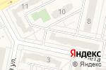 Схема проезда до компании Магазин дверей и мебели в Придорожном
