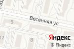 Схема проезда до компании Почтовое отделение №85 в Придорожном