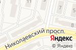 Схема проезда до компании Отделение общей врачебной практики в Придорожном