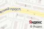 Схема проезда до компании Горилка в Придорожном