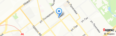 Росто-С НОУ на карте Самары