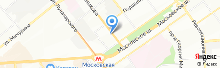 Одежда из Белоруссии на карте Самары