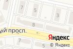 Схема проезда до компании Развивайка в Придорожном