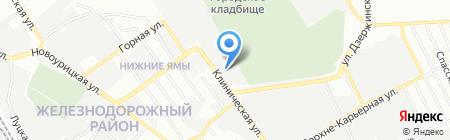Уютный Дом на карте Самары