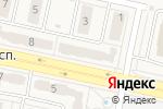 Схема проезда до компании Кунжут в Придорожном