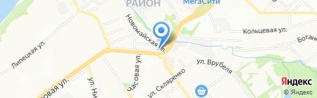 Эстетика на карте Самары