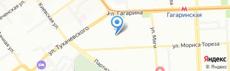 СК-Будущее на карте Самары