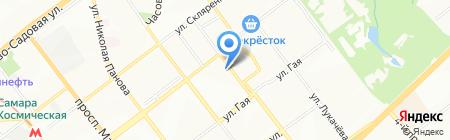 Центр энерго-информационной медицины на карте Самары