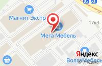 Схема проезда до компании Меридиан в Самаре