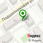 Местоположение компании Институт строительства и архитектуры, АНО ДПО