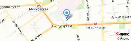 СамГМУ на карте Самары
