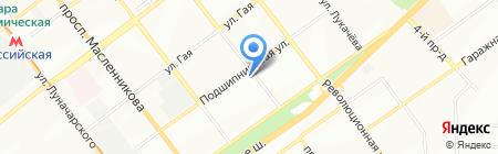 АНТАНТА на карте Самары