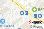 Схема проезда до компании Аист в Самаре