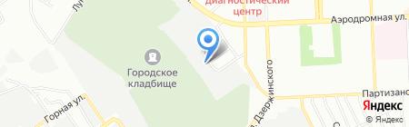 ВолгаСувенир на карте Самары