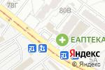 Схема проезда до компании Губернская в Самаре