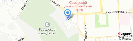 ВЕКТОР на карте Самары