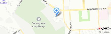 Сумо-сервис на карте Самары