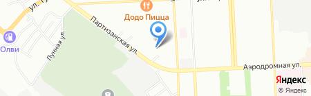 АвтоАкадемия на карте Самары