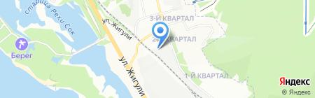 StarLineE90 на карте Самары