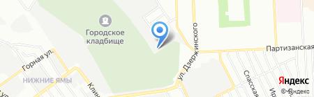 Евростиль-Поволжье на карте Самары