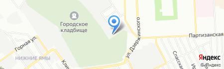Самарское городское общество охотников и рыболовов на карте Самары