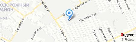 МИОР на карте Самары