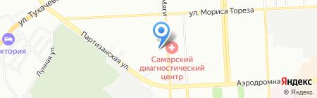 Грундфос на карте Самары
