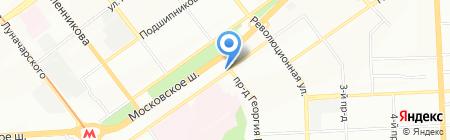 24 часа на карте Самары